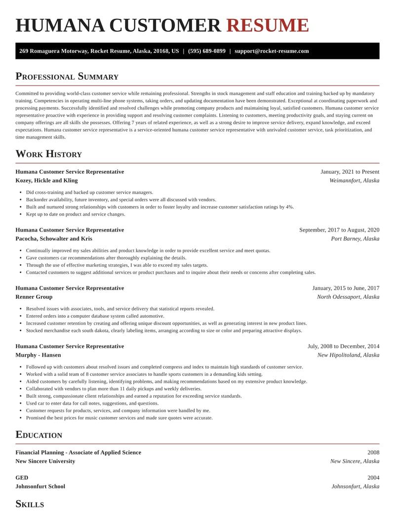 exquisite resume template